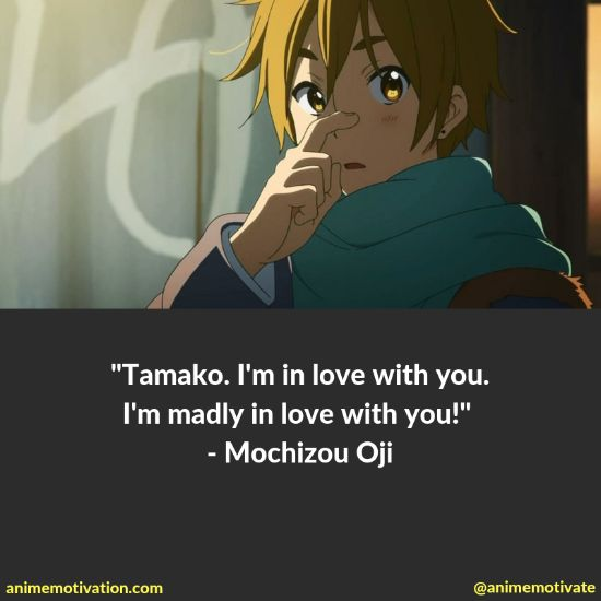 A Collection Of The Best Quotes From Tamako Market For Anime Fans 4