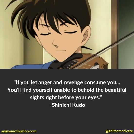 shinichi kudo quotes