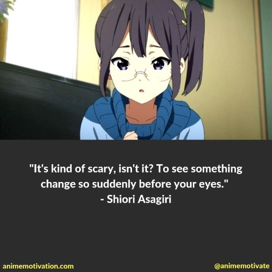 A Collection Of The Best Quotes From Tamako Market For Anime Fans 1