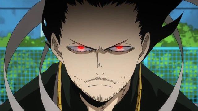 shota aizawa eyes