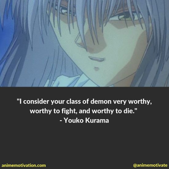 The Ultimate List Of Yu Yu Hakusho Quotes To Give You A Blast From The Blast