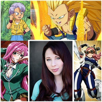 The Greatest Anime Dub Actors Who VOICE Your Favorite Characters 5