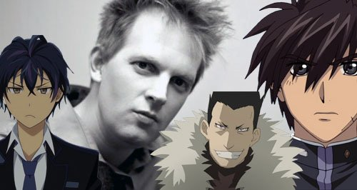 The Greatest Anime Dub Actors Who VOICE Your Favorite Characters 2
