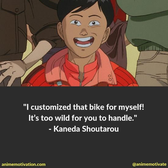 """These Classic """"Akira"""" Quotes Will Give You A Blast From The Past"""