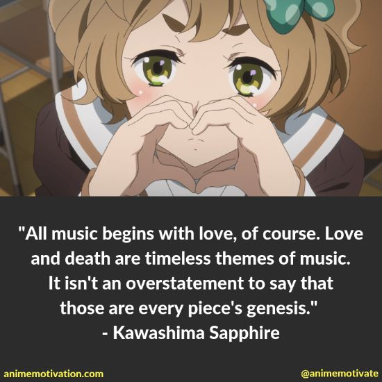 The Greatest Collection Of Quotes You Should See From Hibike Euphonium!