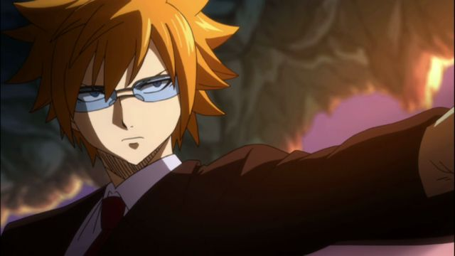 18 Of The Greatest Anime Characters With Orange Hair 10