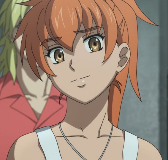 18 Of The Greatest Anime Characters With Orange Hair 3
