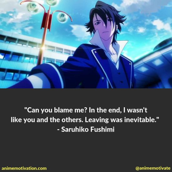 """The Best Anime Quotes From K Project You Should """"Bookmark"""" As An Anime Fan!"""