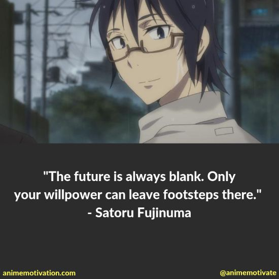 The Most Memorable Quotes From Erased That Will Take You Back