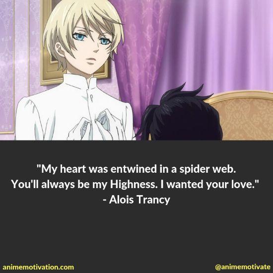 Alois Trancy quotes 1