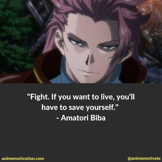 Amatori Biba quotes kabaneri 1