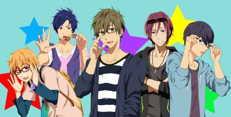 All Of The Greatest Free! Anime Quotes About Life & Success