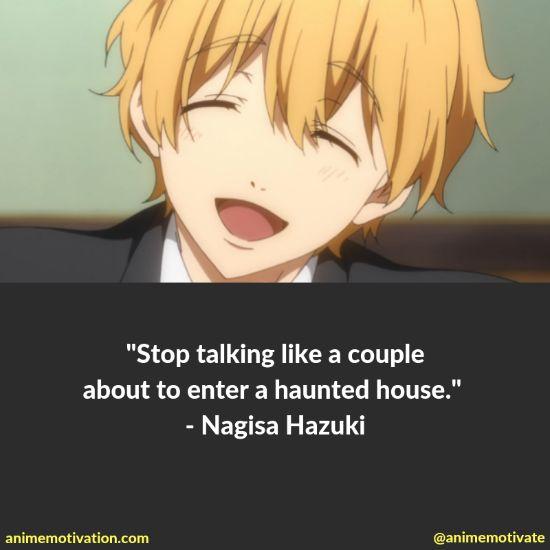 Nagisa Hazuki quotes 1