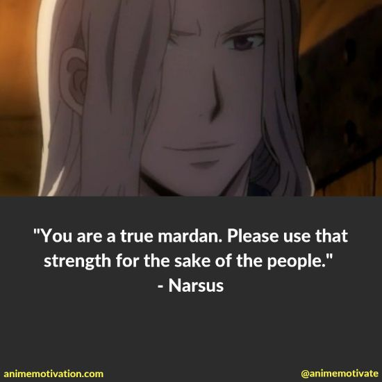 """All Of The Best Quotes Taken From """"The Heroic Legend Of Arslan"""" Anime 20"""