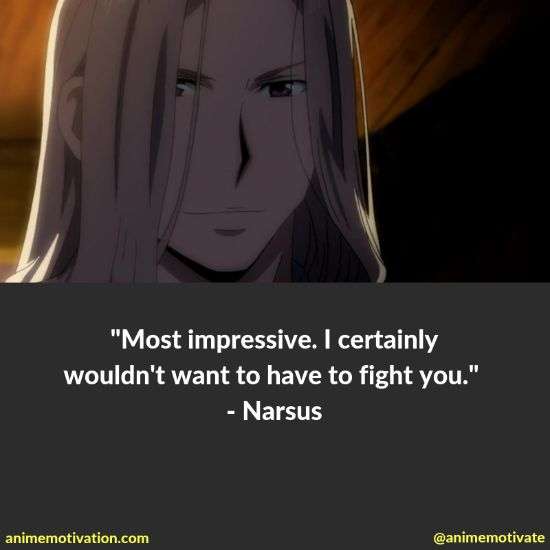 """All Of The Best Quotes Taken From """"The Heroic Legend Of Arslan"""" Anime 21"""