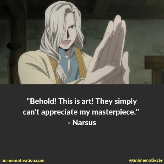 """All Of The Best Quotes Taken From """"The Heroic Legend Of Arslan"""" Anime 18"""