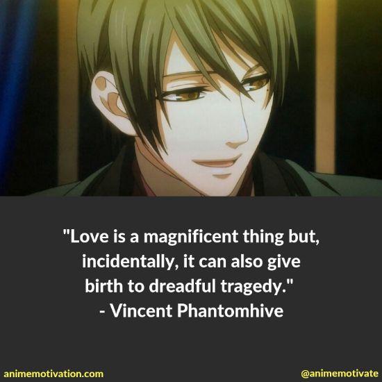 Vincent Phantomhive quotes 1