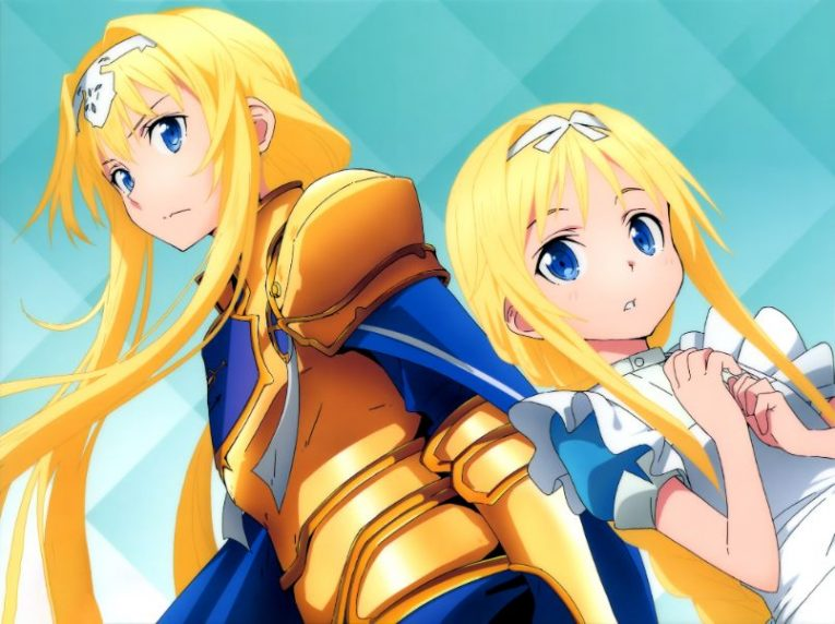 alice old young wallpaper sao