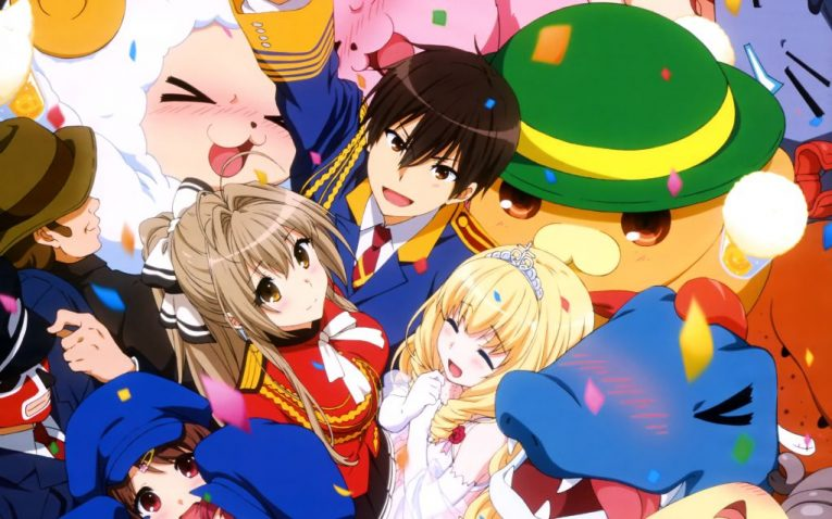 A Collection Of Amagi Brilliant Park Quotes For Fans Of The Anime