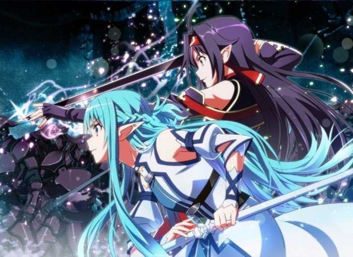 The Coolest Sword Art Online Wallpapers That Will Blow You Away