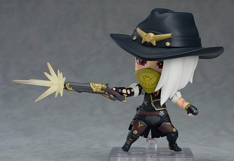 Good Smile Company's newest figure, Nendoroid Ashe is now available for pre-order!