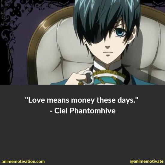 ciel phantomhive quotes 3