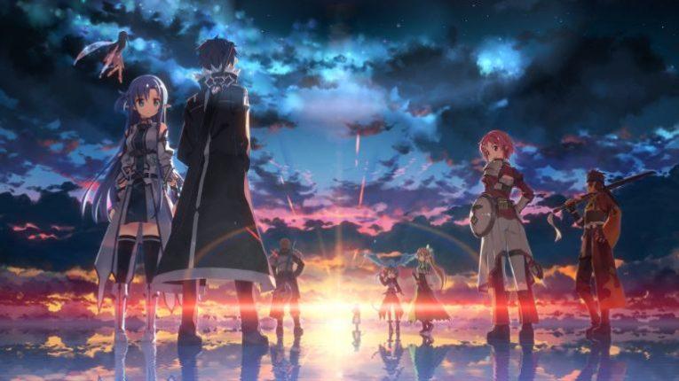 sao anime wallpapers 1