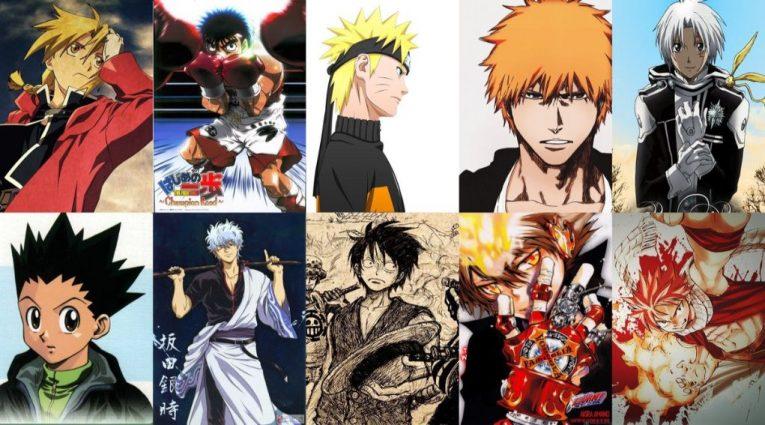 shounen anime shows