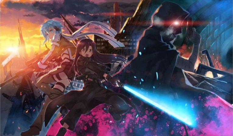 sword art online ggo wallpaper