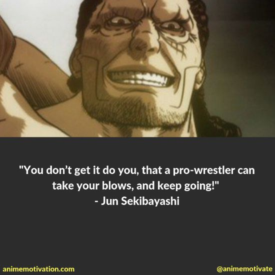 A Collection Of Kengan Ashura Quotes For Manga & Anime Fans 4
