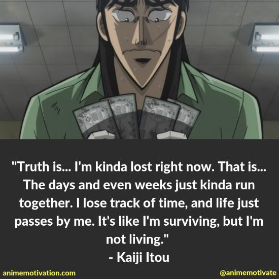 Classic Kaiji Quotes That Will Help Fans Remember The Anime! 5