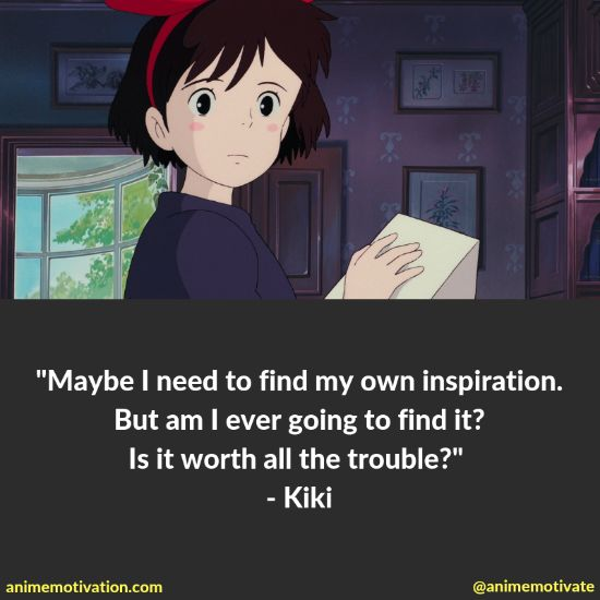 """A Collection Of The BEST """"Kiki's Delivery Service"""" Quotes You'll Ever Need To See!"""