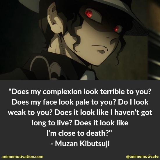 Muzan Kibutsuji quotes 4