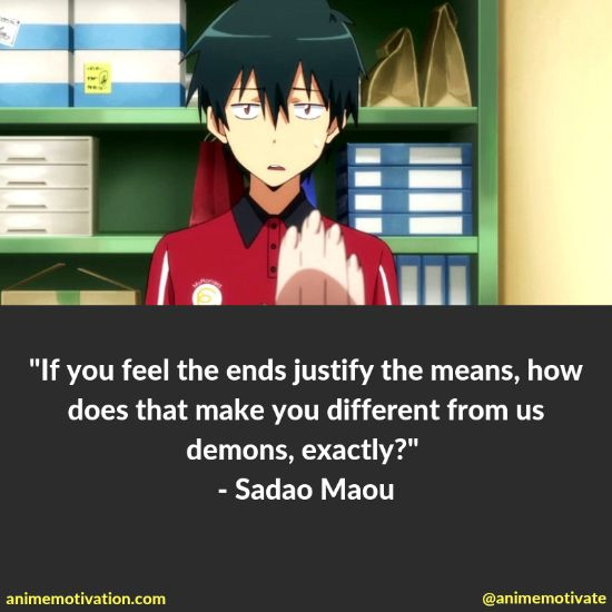 Sadao Maou quotes