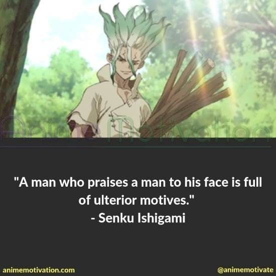 Senku Ishigami quotes 2