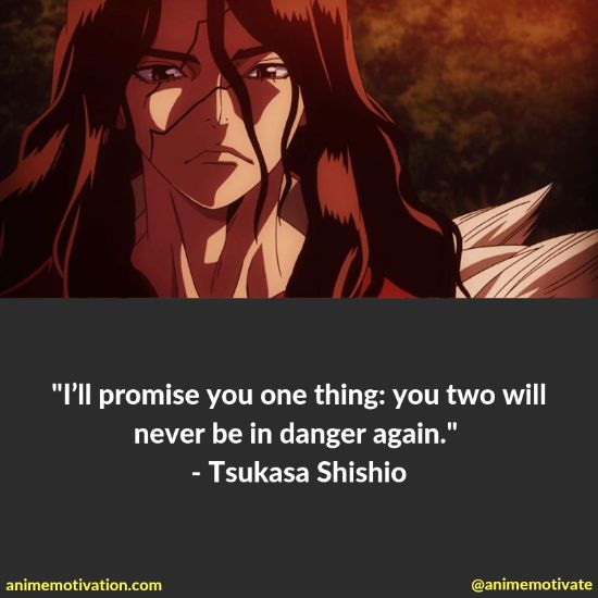 A Collection Of The Best Dr Stone Quotes That Will Make You Think! 8
