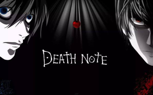 death note main characters