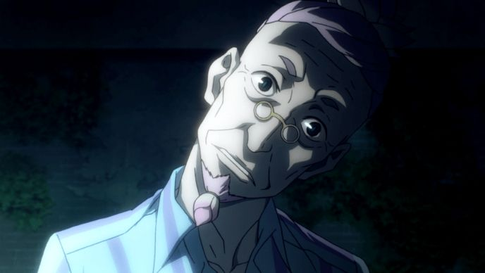 death parade old man