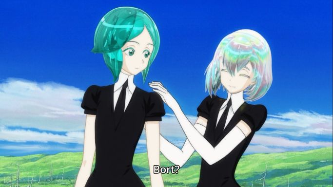 diamond and phos land of the lustrous