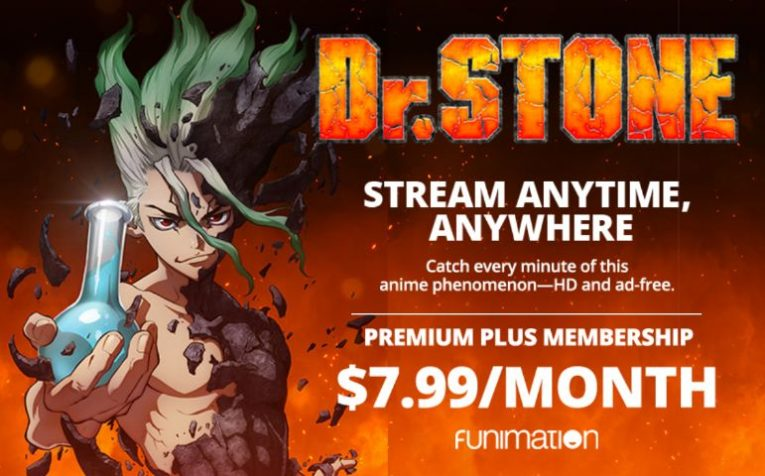 dr stone funimation