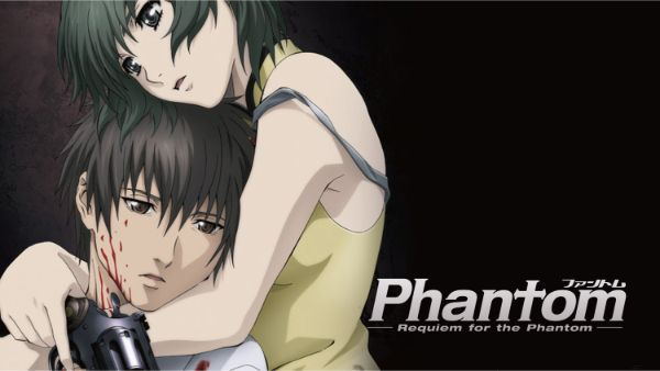 phantom requiem for the phantom anime