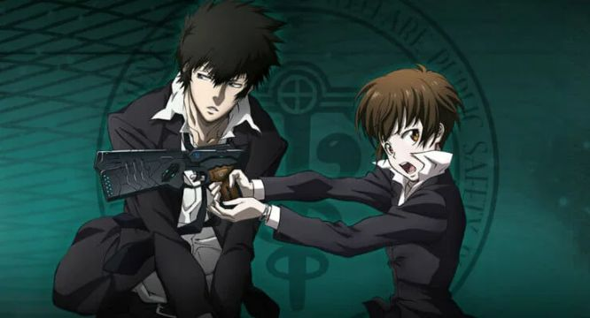 psycho pass akane and shinya