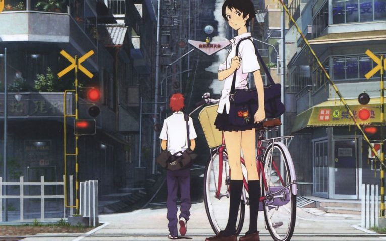 the girl who leapt through time anime wallpaper