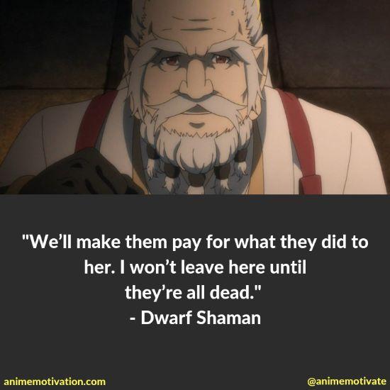 Dwarf Shaman quotes