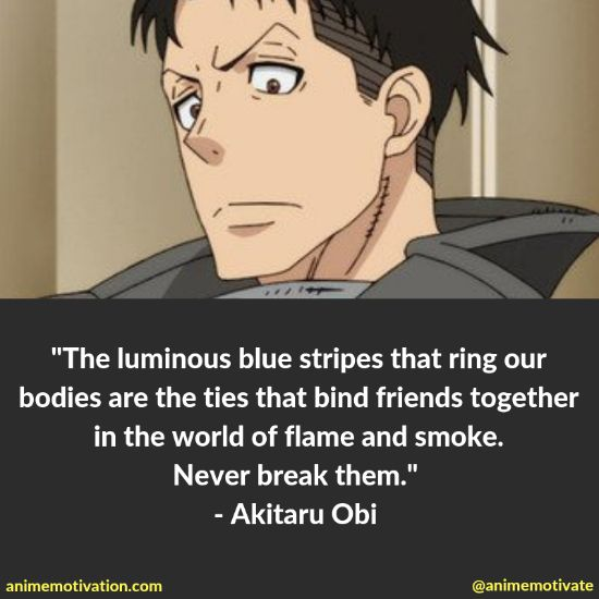 "A Collection Of The BEST Quotes From ""Fire Force"" That You'll Love"
