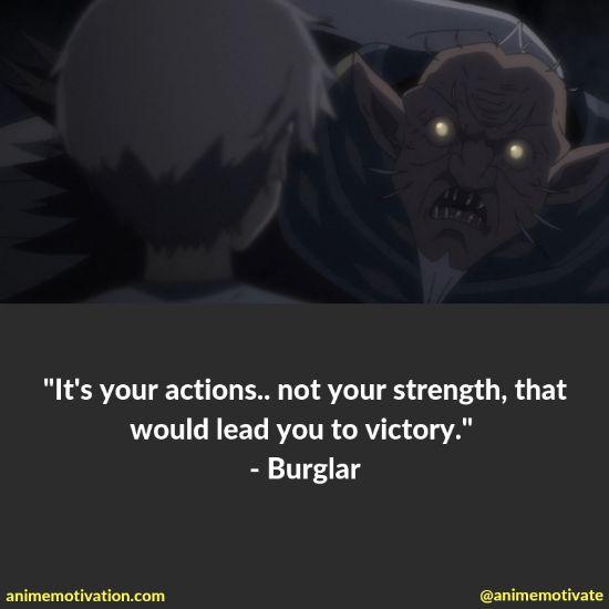 burglar quotes goblin slayer 1