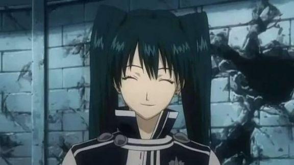 lenalee lee d gray man smile
