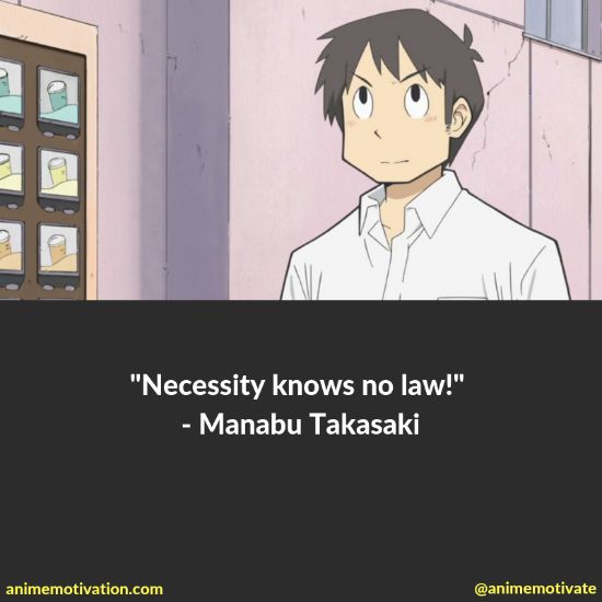 The Most Relatable Nichijou Quotes You Don't Want To Miss (As An Anime Fan) 5