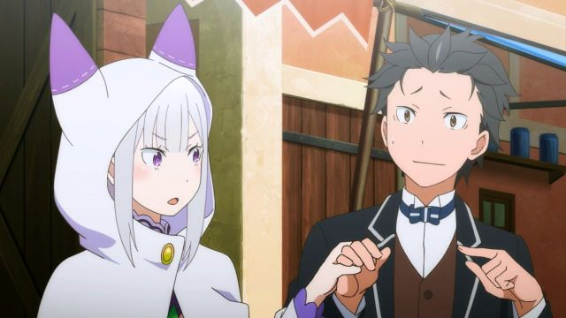 subaru and emilia season 1