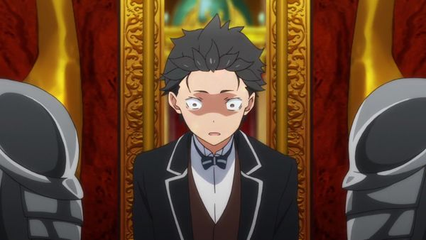 subaru shocked episode 13 re zero
